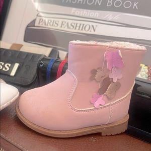 Size 2 infants boots